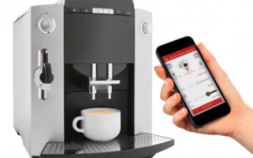 Máy pha cà phê thông minh